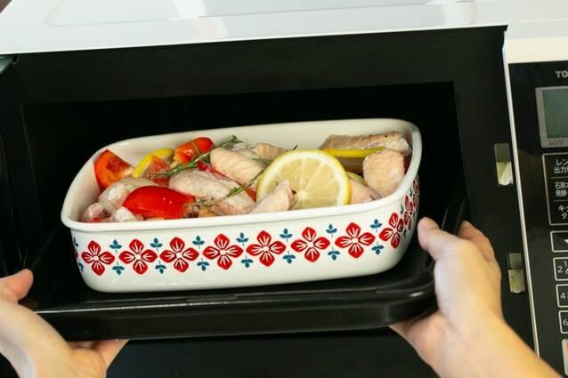 チキンとじゃがいもの香ばしレモングリルの作り方の手順3