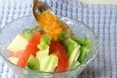 フルーツたっぷりサラダの作り方2