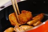 鶏むね肉のコチュマヨ焼き弁当の作り方5