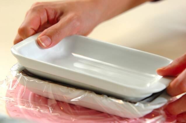 小豆入り葛餅の作り方の手順4