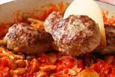 煮込みハンバーグの作り方9