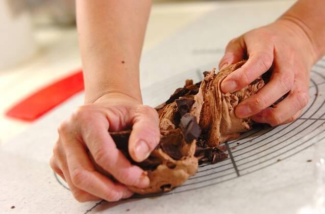 ココショコラのリュスティックの作り方の手順5