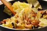 豚肉と白菜の辛味炒めの作り方5