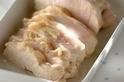 レンジでおいしい!作り置きサラダチキン