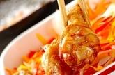 鶏肉の南蛮漬けの作り方2