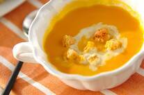 ニンジンのスープ