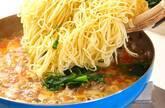 アサリのスープパスタの作り方12