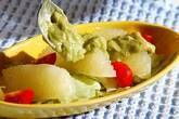 アボカドソースのサラダの作り方6