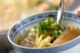 豚肉の豆乳中華鍋の作り方3