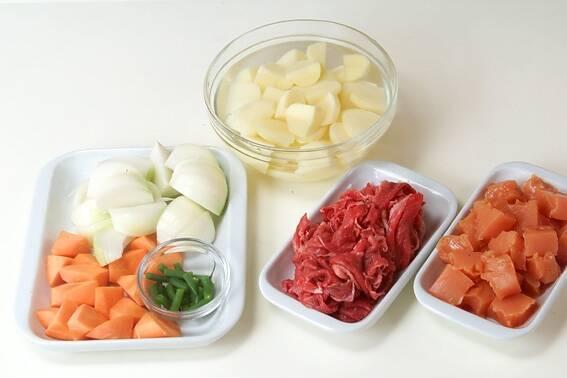 おふくろの味!定番肉じゃがの作り方の手順2