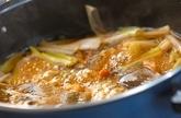 カレイの煮付けの作り方2