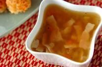 根菜スープ
