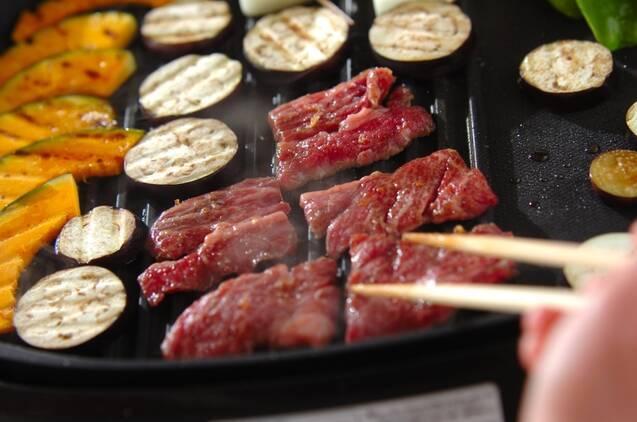 焼き肉の作り方の手順11