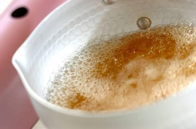 カキの佃煮だし茶漬けの作り方の手順6