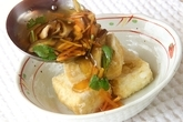 あんかけ揚げ豆腐の作り方4