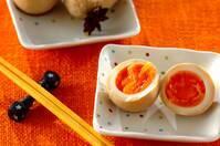 簡単中華風とろーり半熟卵