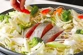 鮭のチャンチャン焼きの作り方1