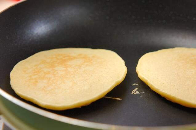 ジャガイモのパンケーキの作り方の手順6