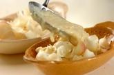 ユリネと豆腐のグラタンの作り方3