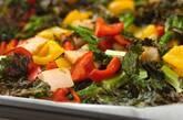 春の彩り野菜サラダの作り方5