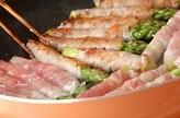 アスパラの肉巻き焼きの作り方2