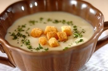 濃厚ポテトスープ