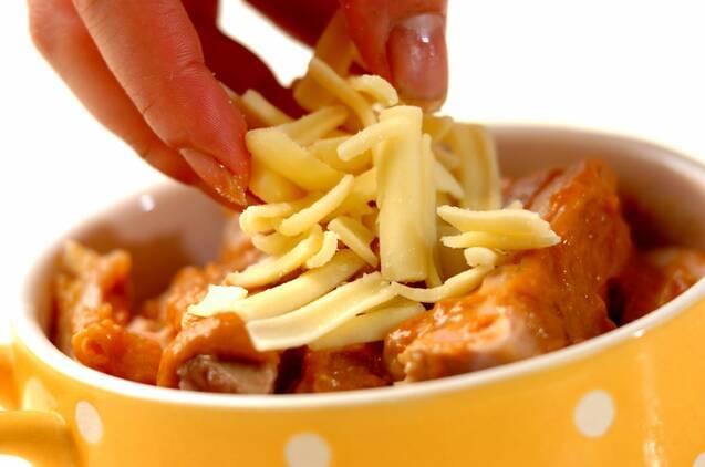 チキンみそバターソテーの作り方の手順3
