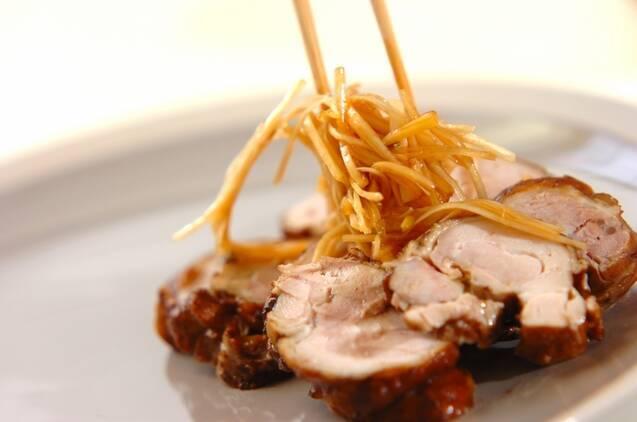 【紅茶鶏】鶏もも肉の紅茶煮の作り方の手順7