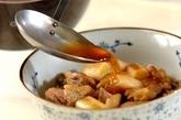 鶏南蛮そばの作り方5