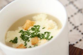 プチポテトスープ