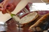サバのマスタードソース焼きの作り方2