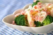 レンコンのサラダ