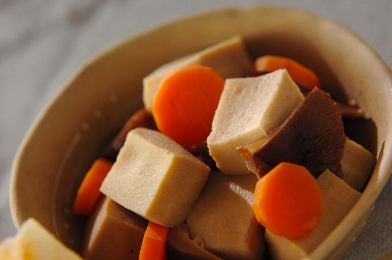「高野豆腐画像」の画像検索結果