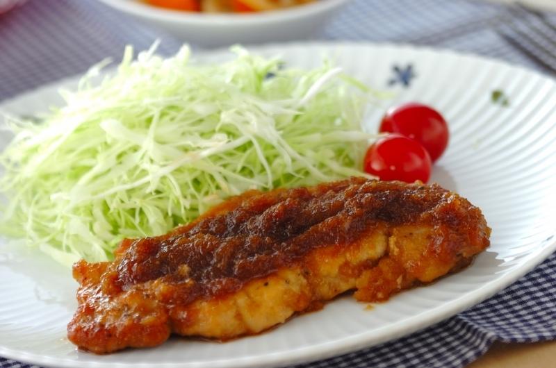 1. 豚肉のソテー