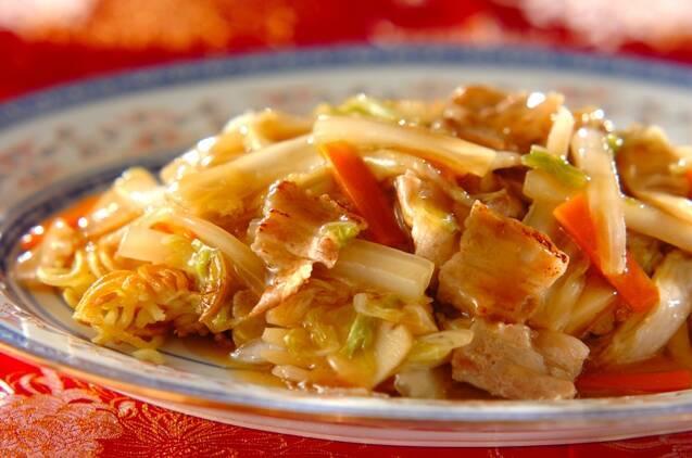 あつあつがおいしい あんかけ焼きそばの人気レシピ5選 Macaroni