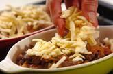 牛肉のクリーミーケチャップグラタンの作り方4