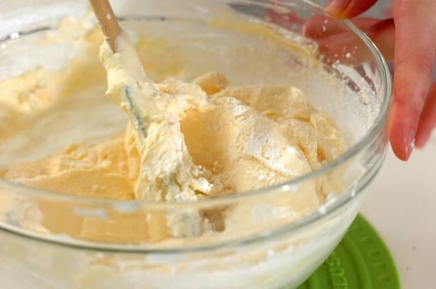 イチゴのブッセの作り方の手順8