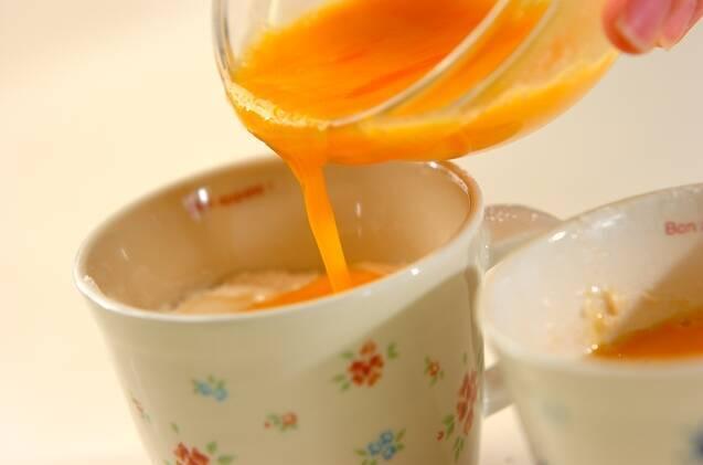 マグカップ米粉ケーキの作り方の手順1
