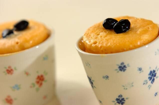 マグカップ米粉ケーキの作り方の手順2
