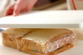 七夕短冊サンドイッチの作り方4