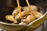 カキのガーリックオイル焼きの作り方2