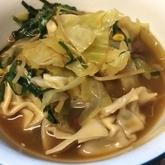スープエビ餃子