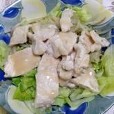春キャベツの蒸しサラダ