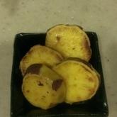 サツマイモのソテー