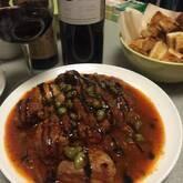 鶏肉のバルサミコ酢煮