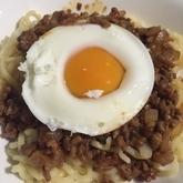 ジャージャー風素麺