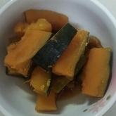 カボチャのこっくり煮
