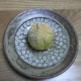 サツマイモのゴマ団子