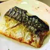 塩サバの焼き物