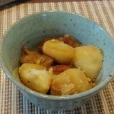 ジャガイモの田舎煮
